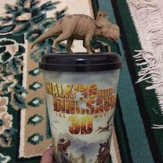 Botol minum Walking With Dinosaurs