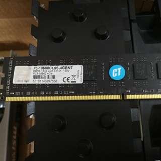 DDR3 Ram 2x4GB