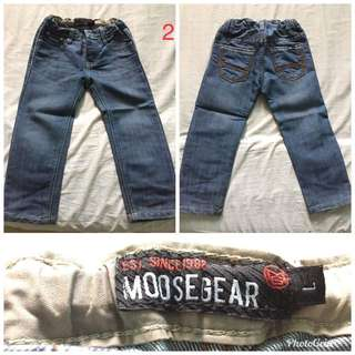 Moose gear pants