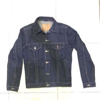 michief denim jaket (jacket denim)