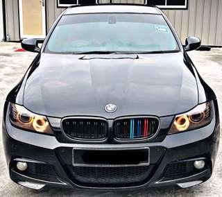 BMW E90 325 LCI 2.5 MSPORT