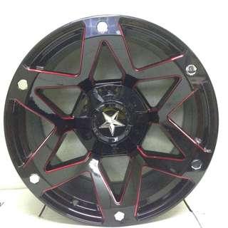 SPORT RIM 4X4 20inch STAR DESIGN