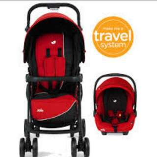 Joie Aire travel stroller