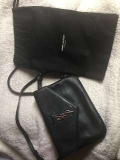 YSL small leather bag