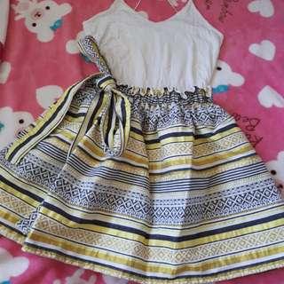 AZTEC skirt.