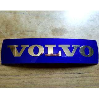 Volvo Badge Emblem for sale