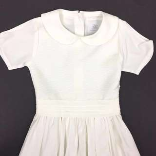 First Communion/Graduation White Dress 8-9yo