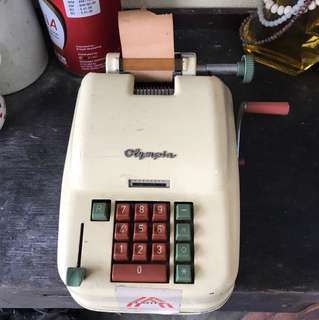Olympia Mini Typewriter