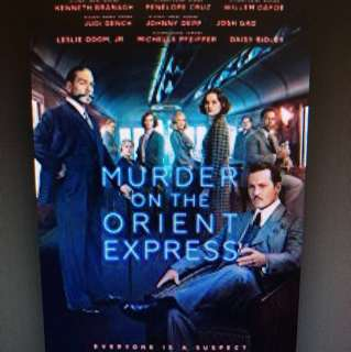 Murder on the Orient Express - DVD