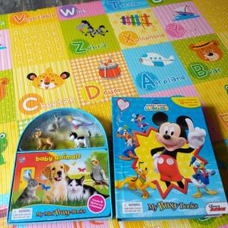 Toddler Activity Books