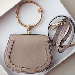 Chloe Small and medium Nile bag