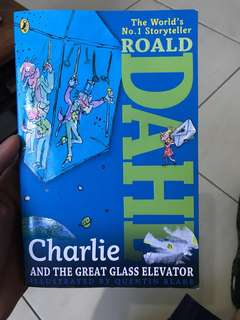 Roald Dahl's Charlie and the great glass elevator