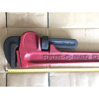 """Hand Tool - Fukung 42"""" Pipe Wrench 57-48"""