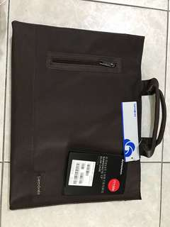 Samsonite 13'' notebook slim carrying case