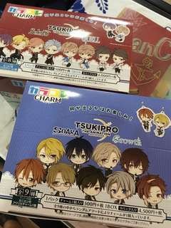 Movic Tsukipro The Animation SolidS Quell Soara Growth