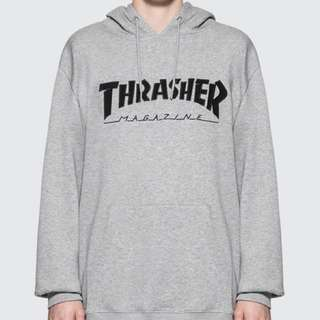 100% Authentic Thrasher Skate Mag Pullover Hoodie