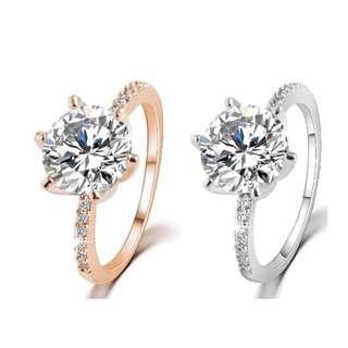 Women Cubic Zirconia Ring