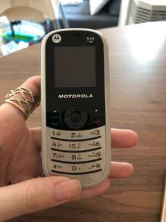 Motorola wx 181 mobile phone