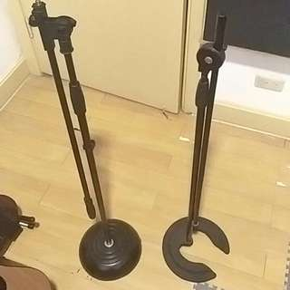Mic Stands (BUNDLE OF 2)