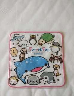 Funny & Fun烏龜 海豚 鯨魚眼鏡布