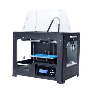 QIDI Dual Extruder Desktop 3D Printer