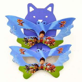 PAW PATROL Party Masks (Pack of 10)