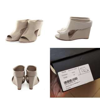 MDS Nude Wedges