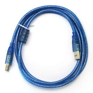 USB Type A to USB Type B 3 meters cable