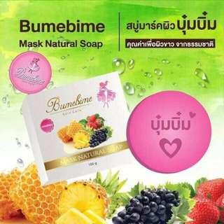 Bumebime thailand soap