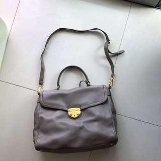 Prada Sling Grey Bag