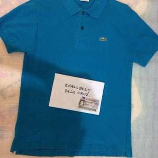 Lacoste Azure Blue for Men