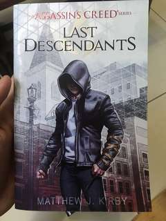 Last descendants( Assassin's Creed )