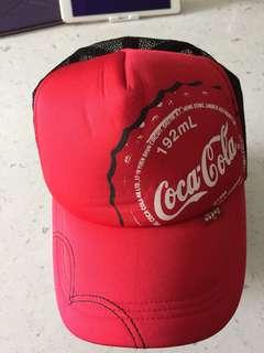 Coca Cola cap 帽