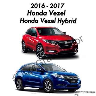 Honda Vezel/Vezel Hybrid for UberGrab. 2016 - Brand New Cars for Rental.