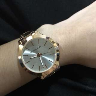 MK fashion watch