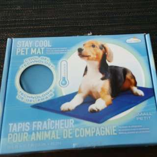 Cooling pad for small dogs