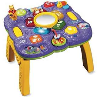 VTech - Winnie the Pooh - Explore and Learn Table
