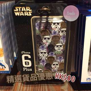 Starwars iphone 6plus 電話殻
