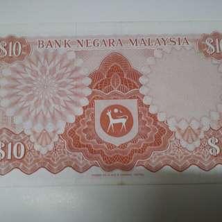 Wang kertas RM10.00