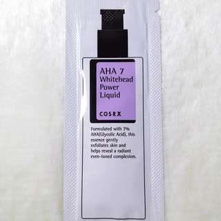 COSRX AHA 7 White Head Power Liquid 10pcs/pack (Authentic Korean Skincare)
