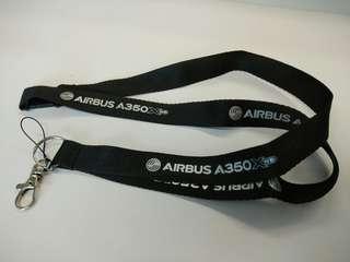 空中巴士A350證件頸繩Airbus A350 landyard
