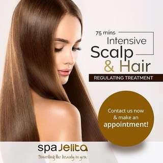 Intensive Scalp & Hair Regulating Treatment