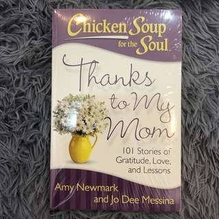 [NEW] Chicken Soup for the Soul - Thanks, Mom