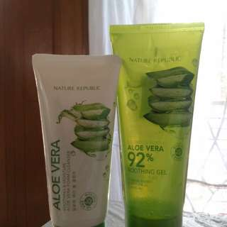 FREE SHEET MASK NATURE REPUBLIC