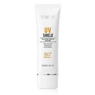 IFactory  - Some By Mi UV Shield All in one Tone-up Sun cream