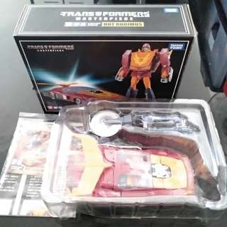 Transformers Masterpiece hot rod ko