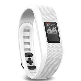 Garmin Vivofit 3 White Activity Tracker