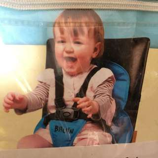 Carry Around Booster Seat