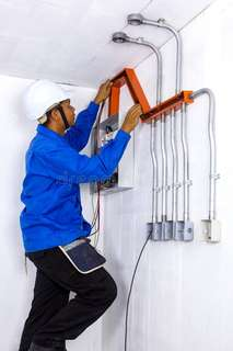 Part time Electrical Wireman for hire