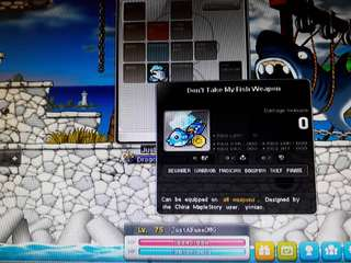 Selling CHEAP MapleStory Account with Cash item